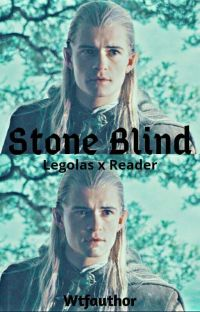 Stone Blind (Legolas x reader) cover