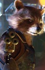 Shocked(Rocket Raccoon X Reader) by Wolf00030