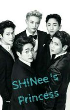 SHINee 's Princess (A SHINee Fanfic)  by being_blinger