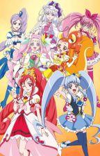 Pretty Cure Mashup Team: Joyful Girls Squad (プリキュアマシャップチーム: ジョイフルガールズスクワッド) by HimeAguriChan