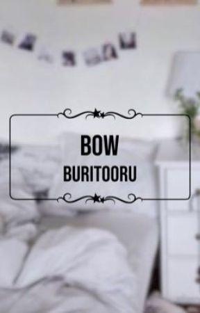 Bow | Kaito Momota X Reader by buritooru