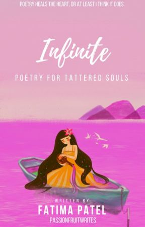 Infinite Poetry by passionfruitwrites
