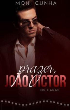 Prazer, João Victor (DEGUSTAÇÃO) by MoniCunha