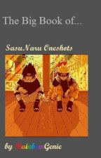 The Big Book of... SasuNaru One Shots by RainbowGenie