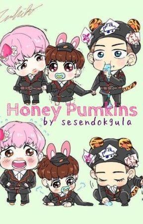 Honey Pumpkins by sesendokgula