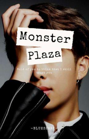 Monster Plaza by BlackFlicker
