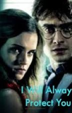 I Will Always Protect You (Harry and Hermione) by RinxWren