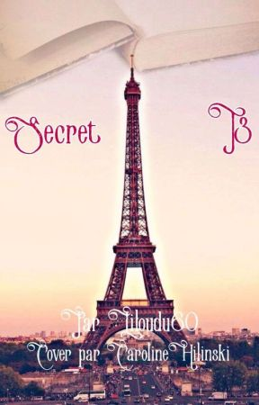 SECRET tome 3  by Liloudu60