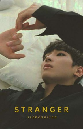STRANGER • Jeon Wonwoo by ssebeuntinn