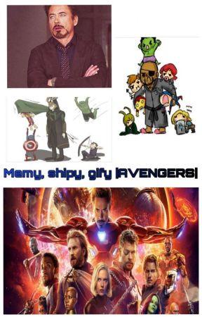 Gify, Shipy i Memy ||AVENGERS||  by hedgehog---