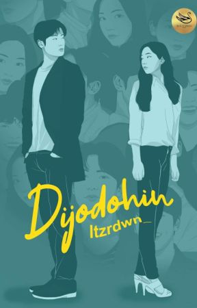 Dijodohin : JJH by itzrdwn_