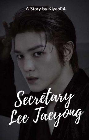 Secretary  • lee Taeyong by kiyeo04