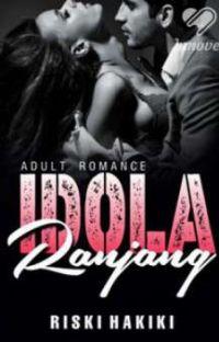 IDOLA RANJANG (21+) - Sudah Terbit cover