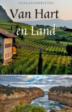 Van Hart en Land by LuzaanIsWriting