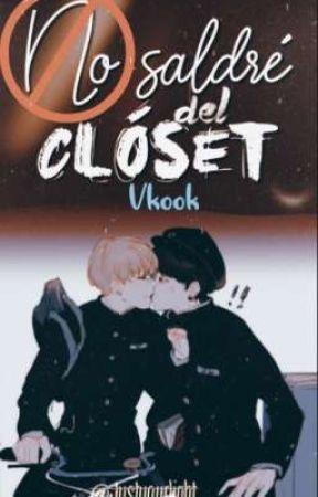 No saldré del closet [VKook] by raikantopiniensalsa
