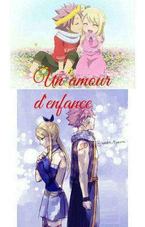 Un amour d'enfance by _lune_99