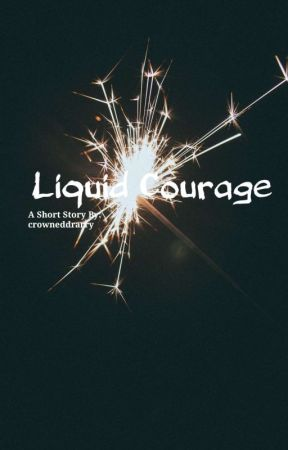 Liquid Courage ↠ Wolfstar by CrownedDrarry