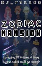 Zodiac Mansion by zylistic