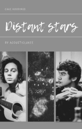 Distant stars | cake by acousticlukee