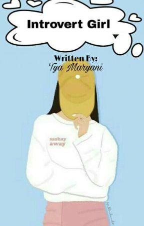 Introvert Girl by tyamaryani