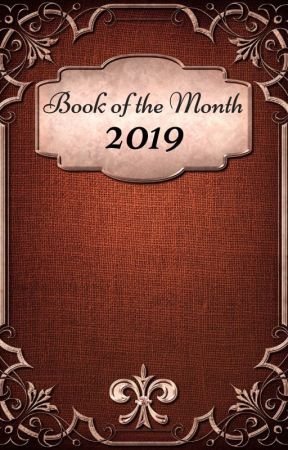 Book of the Month 2019 by RealmOfVampires