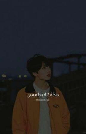 good night kiss◂ kg by welikecatniip