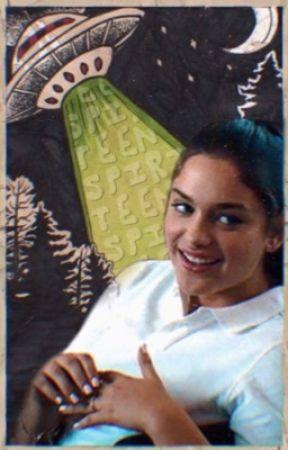 teen spirits . . . marvel  by coldapples