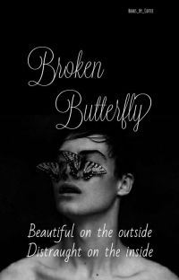 Broken Butterfly cover