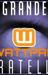 Il Grande Fratello Wattpad cover