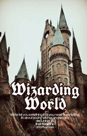 Wizarding World [NCT 2019] by deardr