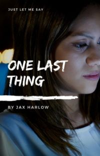 One Last Thing ✅ cover