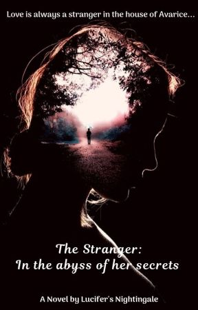 The Stranger:  In the abyss of her secrets  (ONC Entry) by devils_hues