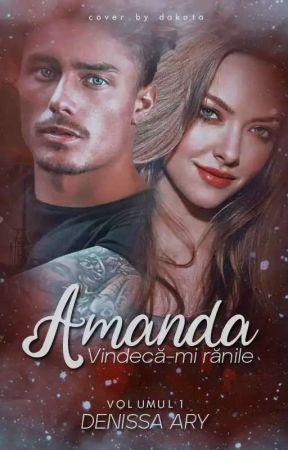 Amanda  by Den-issa