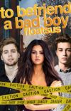 To Befriend a Bad Boy ✔️ cover