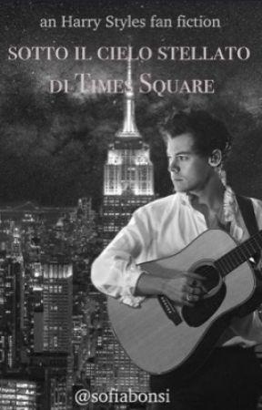 Sotto il cielo stellato di Times Square by sofiabonsi