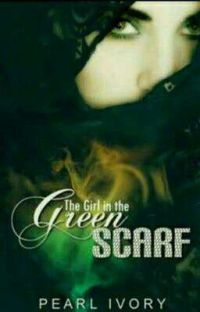 The Girl in The Green Scarf  cover