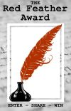 ENTER HERE! - The Red Feather Award cover