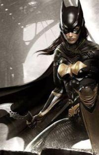 Simply lucky(Bat girl/Barbara Gordon x male reader) cover