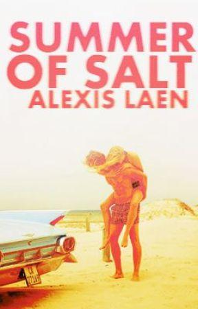 Summer of Salt || Luke Hemmings by alexislaen