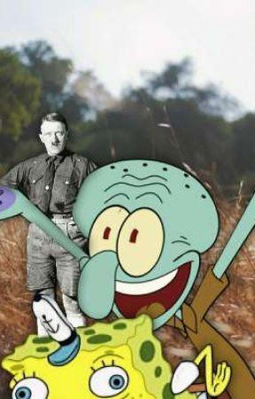Forever Young. ~Hitler x Spongebob x Squidward ~ by Hoseoks_pink_milk