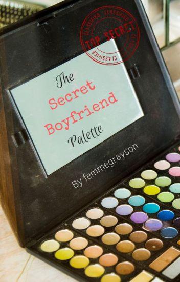 The Secret Boyfriend Palette