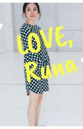 LOVE, Runa. by thorauthor19