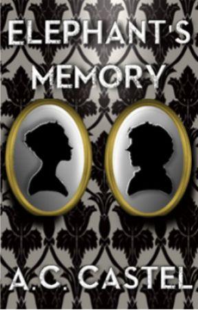 Elephant's Memory (Sherlock BBC) by AlliMyCat