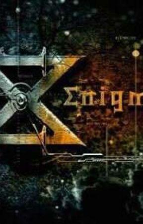 enigma by Vii_Vi_Loki