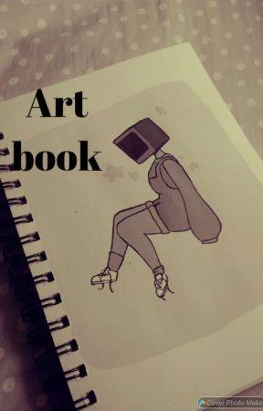 Art book by WrenEatsToast