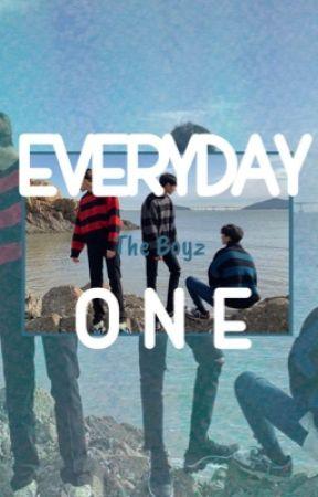 Everyday (The Boyz) by CharmingYouth
