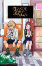 Midnight City (A Bakugo x Uraraka story) by Himawari_Kawayama