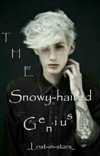 The Snowy-haired Genius cover