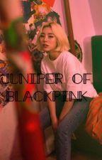 Juniper 5th member of Blackpink  by ZhangZhiRuo