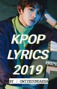 KPOP LYRICS 2019 cover